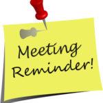 General Meeting – November 15th